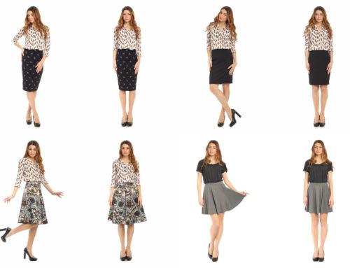 Vyberte si sukňu k svojmu typu postavy: Ako na to?